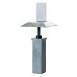 Buy Uni-Pier Adjustable Head for 65 x 65  Post at Megatimber