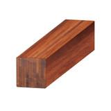 Megatimber Buy Timber Online  MERBAU DAR LAMINATED POST 135X135