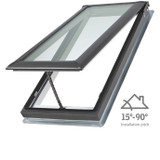 Buy Velux Manual Opening Skylight Pitched Roof 15-90⁰ M02 - 780 x 780mm Online at Megatimber