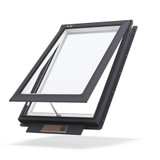 Buy Velux Solar Opening Skylight Pitched Roof 15-90⁰ M02 - 780 x 780mm Online at Megatimber