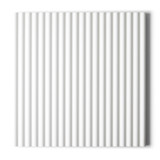 Buy Surround by Laminex Scallop22.5 MDF 12mm Primed 3000x1200 Online | Megatimber