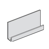 Megatimber Buy Timber Online  JAMES HARDIE LINEA PVC STARTER STRIP 3.0M 305571