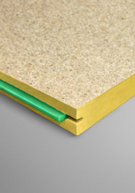 Megatimber Buy Timber Online  Green Tongue Particle Board Flooring  Sheets - 19mm x 3600 x 900 GTF368