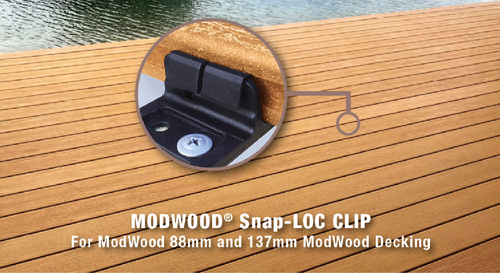 Megatimber Buy Timber Online  Modwood Kleva Klip Snap-LOC - Various Sizes