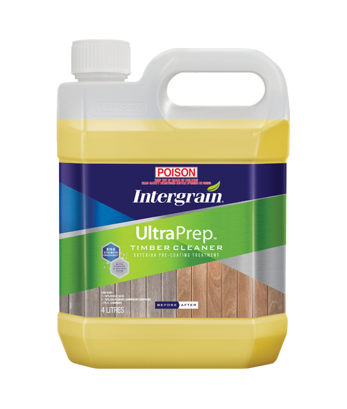 Megatimber Buy Timber Online  Intergrain UltraPrep Timber Cleaner