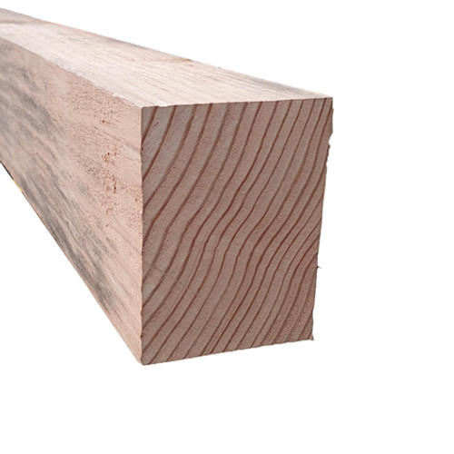 Oregon Sawn F7 Timber  75X75