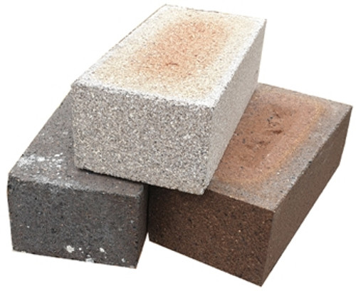Dry Pressed Common Brick (Solid)