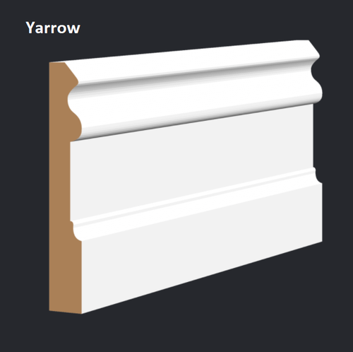 Yarrow  Primed F/J Pine Skirting 5.4m Length