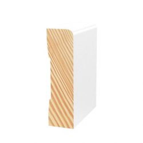 Primed Pine F/J Pencil Round 90 x 18 x 5.4m