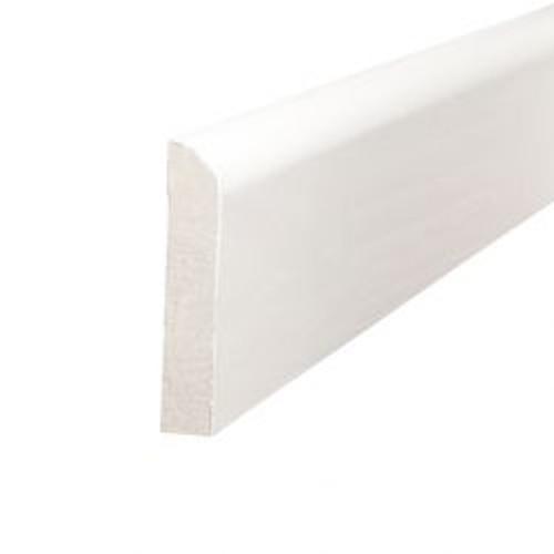 Primed Pine F/J Architrave Bullnose 90 x 18 x 5.4m