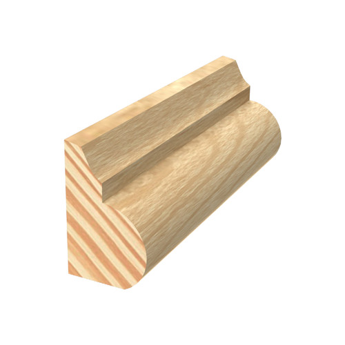 Megatimber Buy Timber Online  PINE INSERT MOULD 2.4m