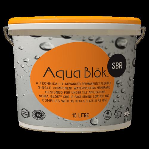 Megatimber Buy Timber Online  Sika Aqua-Blok®  SBR Waterproof Grey 15ltr 500735