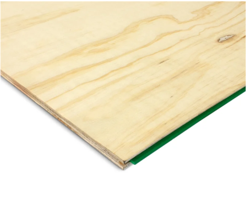 Plywood Structural 2700 x 1200 x 17mm Tongue & Groove Flooring