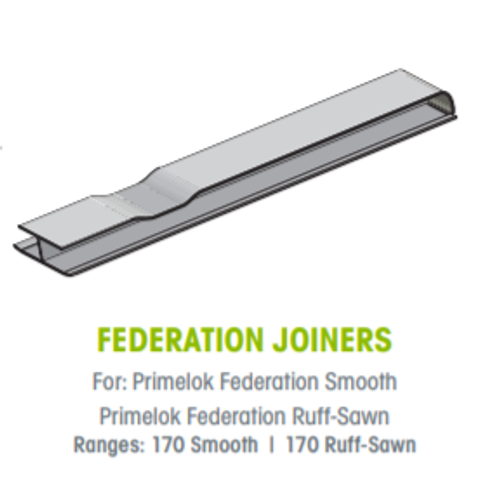 Weathertex Federation 170mm Smooth Joiner - Pack Of 25