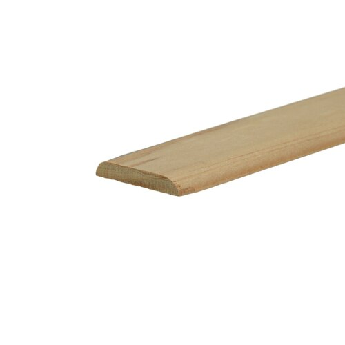 Megatimber Buy Timber Online  MERANTI COVER STRIP 31 x 8 RANDOM LENGTH MCS3813