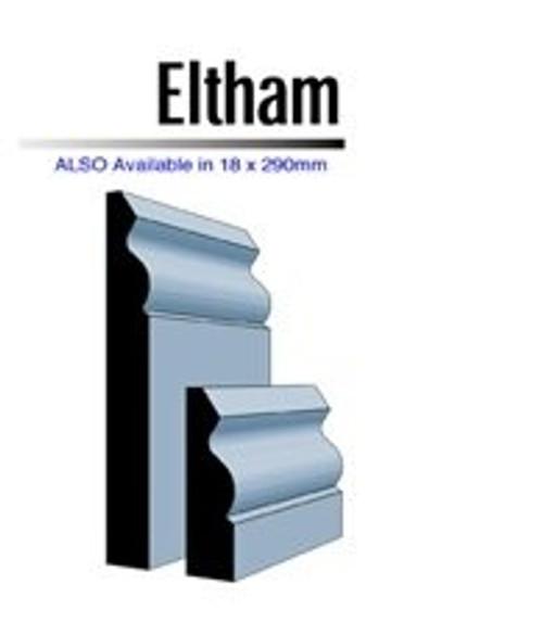 Pine Primed Eltham Profile 185 x 18 x 5.4m