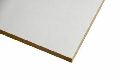 Buy White Melamine Particle Board Shelving 1800 x 445 x 16 Online with Megatimber