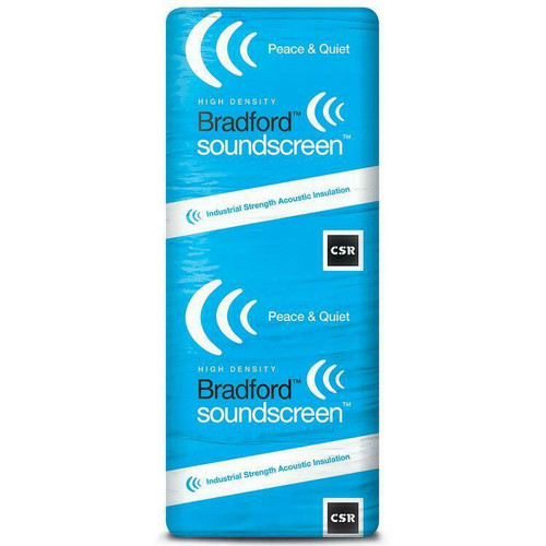 Buy Bradford SoundScreen R2.5 1160 x 580 x 88mm - 7 Pack Online at Megatimber
