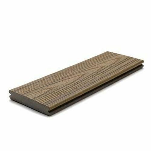 Trex Composite Grooved Decking Boards 140 mm x 25 mm x 6096mm Havana Gold