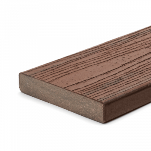 Buy Trex Composite Square Edged Decking Boards 140 mm x 25 mm Lava Rock Online at Megatimber