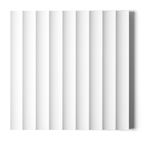 Buy Surround by Laminex Scallop45 MDF 12mm Primed 900x1200 Online | Megatimber