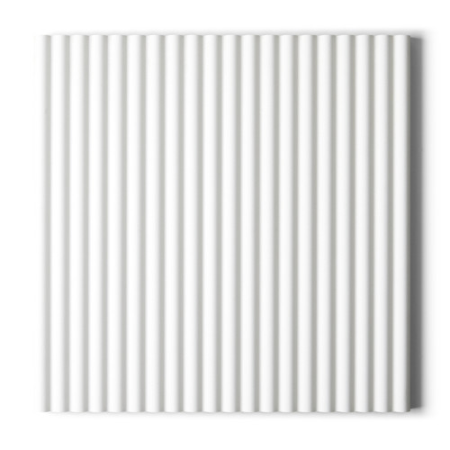 Buy Surround by Laminex Scallop22.5 MDF 12mm Primed 3000x1200 Online   Megatimber