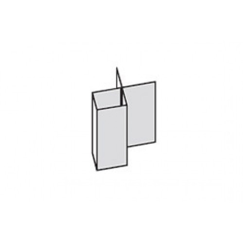 Megatimber Buy Timber Online  JAMES HARDIE LINEA ALUMINIUM EXTERNAL BOX CORNER 3.6M 304352