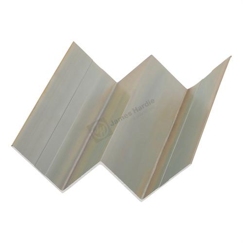 Megatimber Buy Timber Online  JAMES HARDIE LINEA ALUMINIUM INTERNAL CORNER MOULD 2700mm 305511