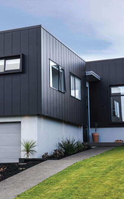 Megatimber Buy Timber Online  James Hardie Scyon Stria Cladding Wide 4200mm x 405mm x 14mm 404413