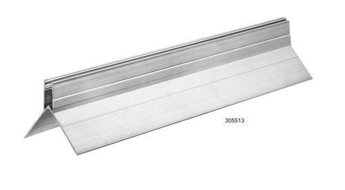 Buy James Hardie Aluminium Snap On Corner 3,000mm (2 pieces per set) Online