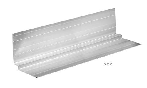Megatimber Buy Timber Online  James Hardie Stria Aluminium Internal Corner 14mm x 3000m 305518