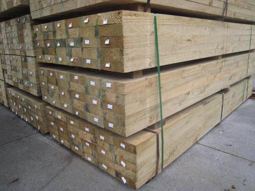 SLEEPER TREATED PINE 150 x 100 x 2.4m TPS15010