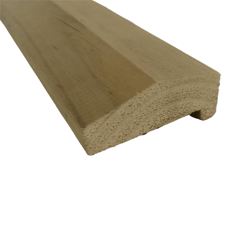 Megatimber Buy Timber Online TREATED PINE FENCE CAPPING 115 x 30 4.8m TFC12538