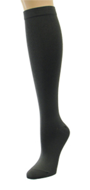 Incredifemme Womens knee high sock. Sleek fit, easy pull up and they stay put! A very popular Incrediwear sock!
