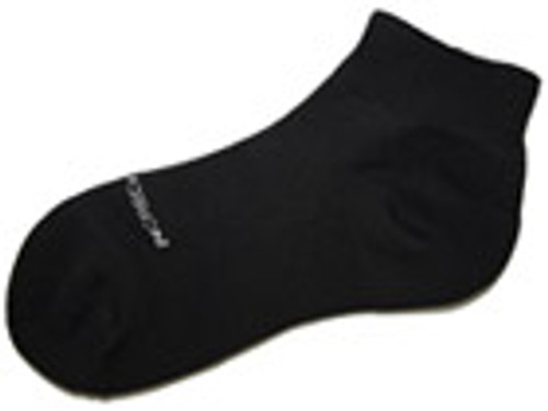 Incrediwear utilizaes the special 3D weave here as well to create a very light weave to deter any kind of constricting but create a very durable sock too.
