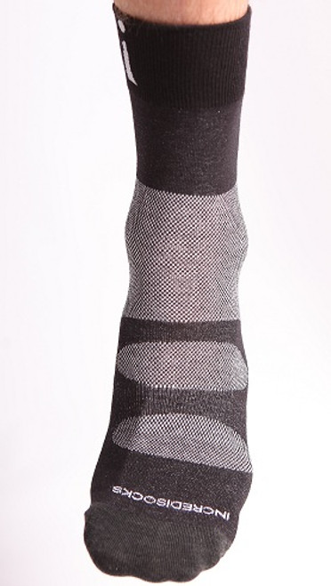 Incredisocks PRO 3 Cut Above-Cycling focused Sock-worn by Team Garmin & Team Bissell!