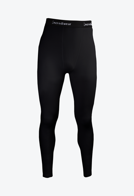 Incrediwear mens pants for the gym, for the long run or for the after activity recovery. With more blood flow comes more oxygen to the cells. That equals more endurance!