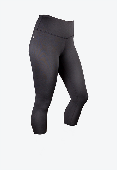 Incrediwear womens Capri's for yoga, casual or sports activities. Play longer, recover faster with better blood flow.