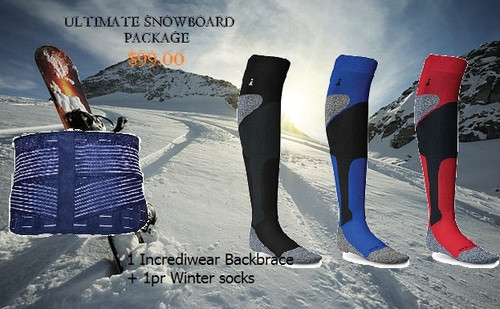 Ultimate Snowboarder Package