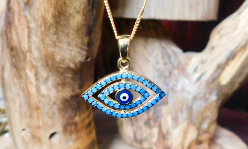 Golden Eye of Protection