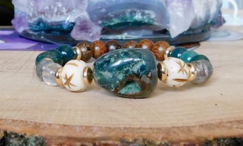 Jasper Stone Bracelet II