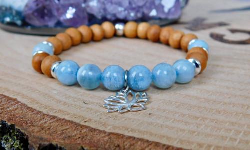 Aquamarine Lotus