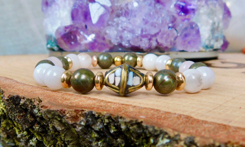 Tibetan Beaded Bracelet II