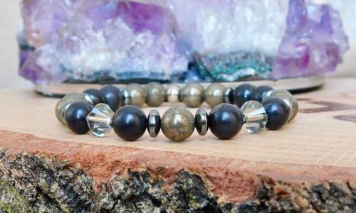 Pyrite Bracelet