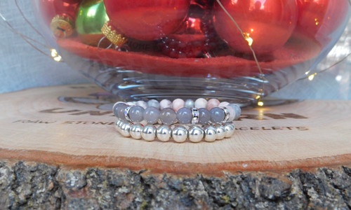 Grey Marble Set