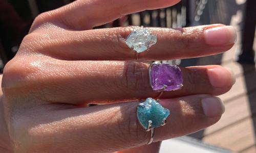 Raw Rings