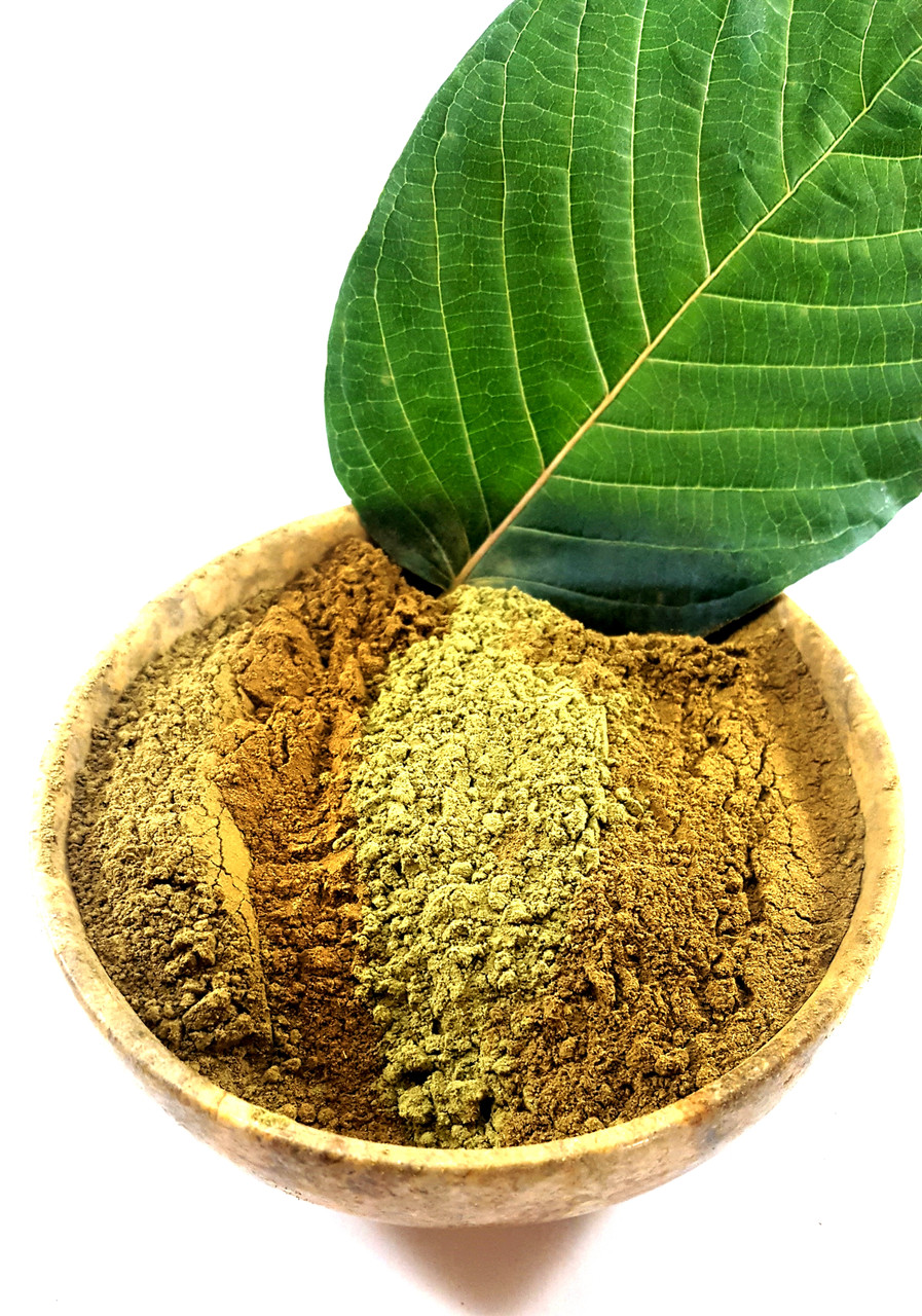 kratom powder American grown