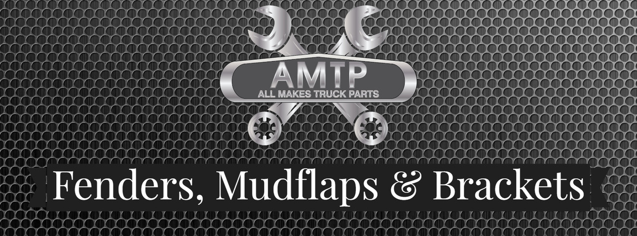 Fenders, Mudflaps & Brackets
