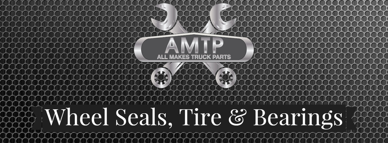 Wheel Seals, Tire & Bearings