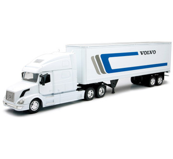 Volvo VN 780 with Dry Van Trailer 1:32 Scale 14213